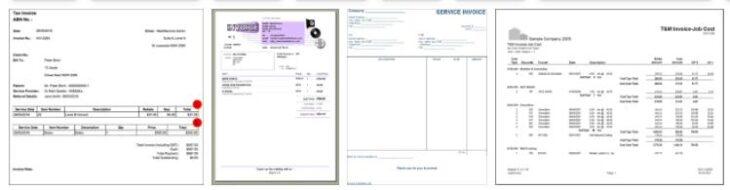 Invoice Types